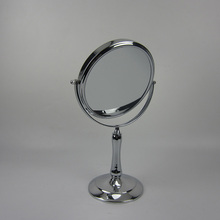 Professional Two-Side Magnifying Cosmetic Vanity Standing Makeup Mirror