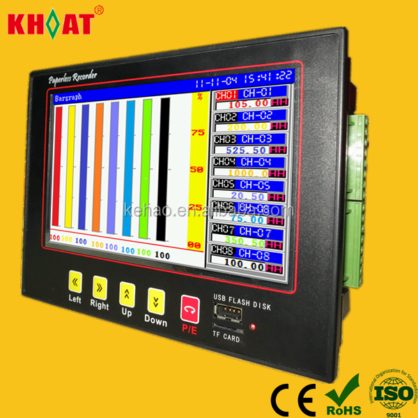 Electronic Water Meter Data Log : Kh g channel digital water level data logger buy