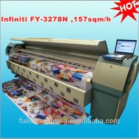 Infiniti/Challenger FY-3278N outdoor heavy duty printing machine ,fast speed