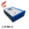 Shenhui K40 rubber 50w co2 laser engraving and cutting machine with good price
