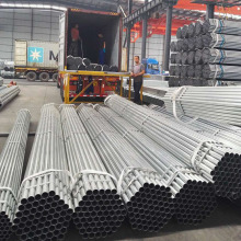 pvc coated steel gi pipe per kg from China
