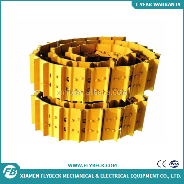 Dozer single grouser track shoes for CAT D11