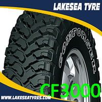 4wd 4x4 off the road mud tires cheap price Comforser M/T tires 33x12.5R15