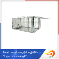 online shopping Strong large Capacity Stainless Steel Pet Cage
