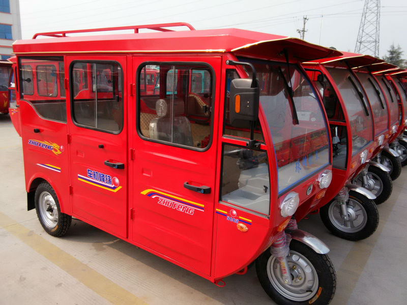Energy saving china disabled electric mobility tricycle Car With Door DG4A