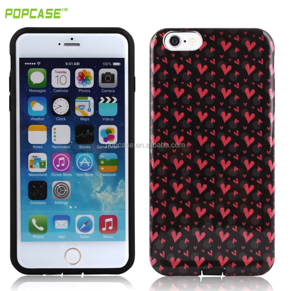 DIY OEM Design soft case for Iphone 6S 6G case
