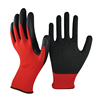 SRSAFETY 13G Nitrile coated hand gloves for construction work knitted hand gloves