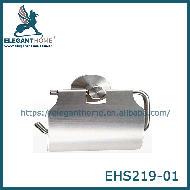 Factory price bathroom towel holder chrome accessory