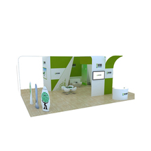 Modular Booth Exhibition Systems Equipment And Display Stand