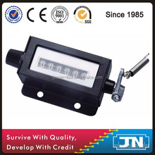 0-999999 6 Digit Resettable Mechanical Pulling Counter