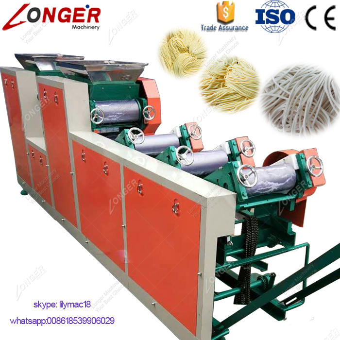 Factory Price Automatic Noodle Cutter, Noodle Making Machine