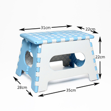 Good price stackable round small kids bathroom plastic stool chair folding square cheap plastic stool