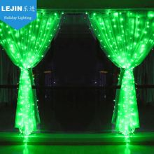 pvc New item green christmas light installation Mainly Festivals wedding decoration