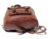 100% retro style genuine leather backpack travelling backpack for girl