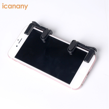 Worldwide shooting game mini mobile phone clip joystick game controller