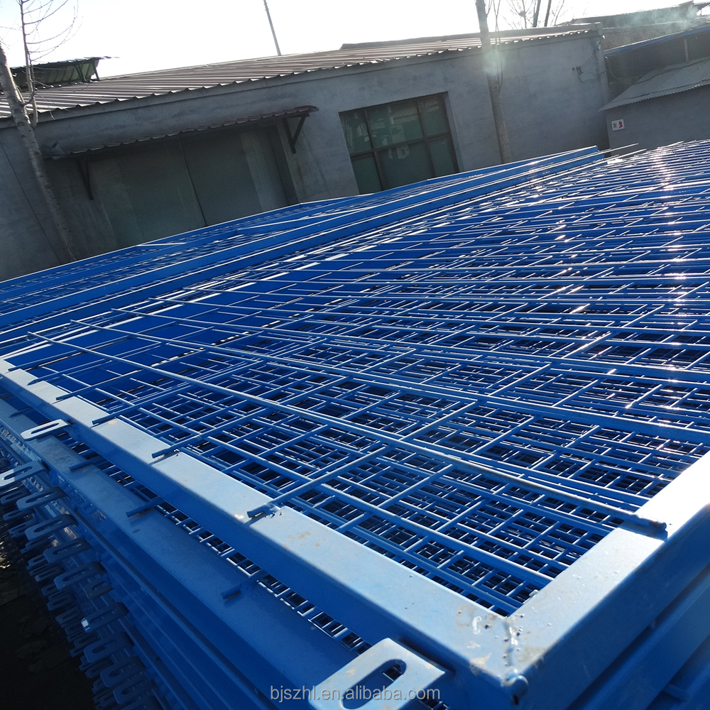 Hot Dipped 2x4 or 8x8 Galvanized Heavy Duty Welded Wire Mesh Panel