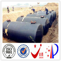 oil industry underground Diesel fuel storage tank