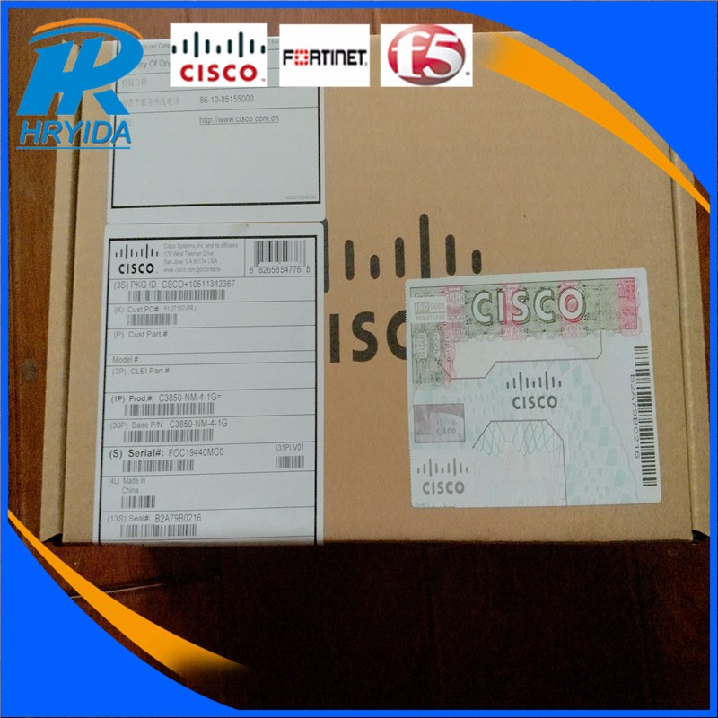 New Cisco ASR1000 Route Processor 2 ASR1000-RP2