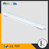 m072720 Led tube light t8 fixture Triproof light volun 4ft fixture with 10w 12w 18w 22w t8 led tube