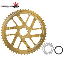 Relic 50T & 52T with 16T Alloy 7075 Bicycle Chain Sprocket