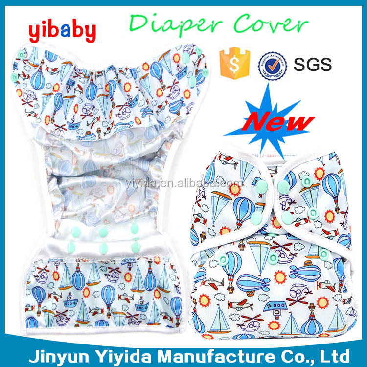The Best and cheapest waterproof pul christmas cloth diaper cover