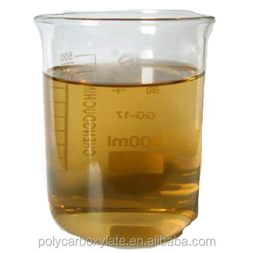 liquid PCE polycarboxylate ether superplasticizer