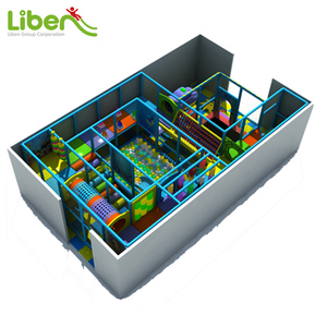 CAD Drawing Offer Car Type Plastic Inflatable Indoor Kids Happy House Amusement Play Park of Free Design Structure Construction
