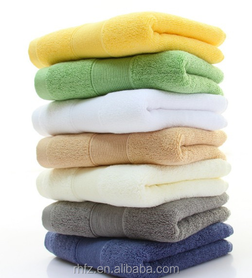 high absorbent 100% cotton soft bath towels Amazon Ecommerce Store