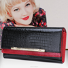 European Style Ladies' Fashion CROCO Evening bag Handbag
