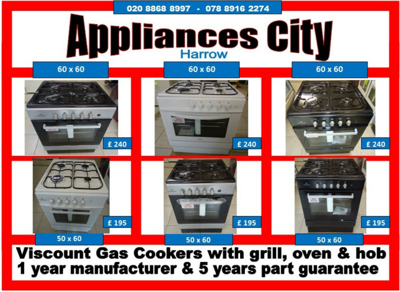 ALL appliances