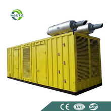 Jichai 640kw 800kva diesel electric generator price made in china