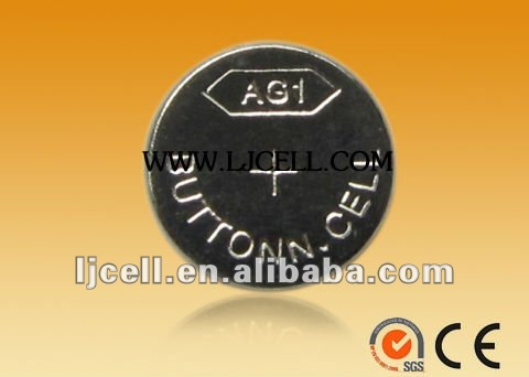 AG1/LR621 1 5v button cell battery