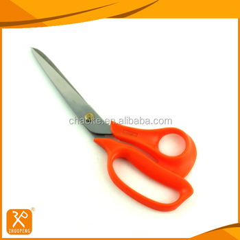 FDA stainless steel professional fabric cutting tailoring scissors