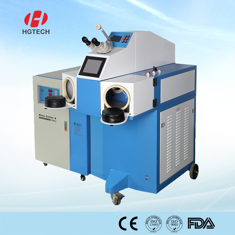 Welding machine for jewelry stainless steel electronic products stainless mild steel laser welding robot arm