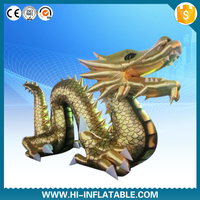 outdoor events inflatable chinese dragon,inflatable mascot for advertising