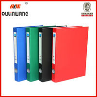 High qulity a4 3 ring binder portfolio file folder