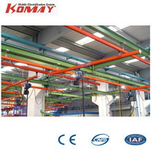 KBK Type Single Beam Suspension Bridge Crane For Sale
