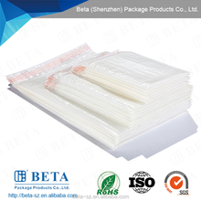 High Quality Self-Adhesive White Custom Poly Bubble Mailer Bag
