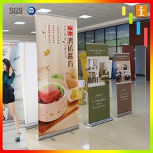Retail Signage Display Roll up Rack Banner Indoor