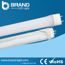 Aluminum+PC Milky Cover 230V LED Tube 18W 1200mm T8, CE RoHS