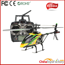 R13444 V912 Single Blade 2.4G Toy Helicopter Motor Big 4CH Single Blade RC Toys Helicopter