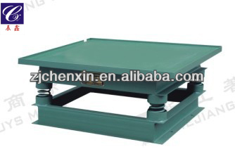 Model ZHJ-80 Concrete Vibrating Table/ Testing machine