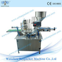 Automatic Beverage And Food Yogurt Cup Filling Sealing Machine K Cup Sealing Machine Water Disposable Cup Sealing Machine