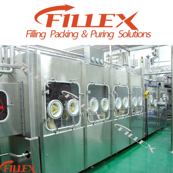 Aseptic cold filling ultra clean mineral water bottle filling machines filling system drinks production line