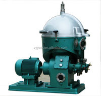 KYDH Series engine oil extractor centrifuge machine used in oil refining machine