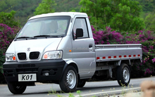 single row seat Dongfeng k series mini truck