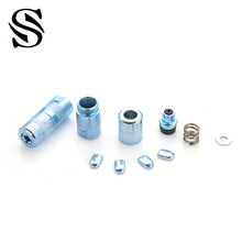 Auto parts high pressure stainless steel grease nipple fitting with different size