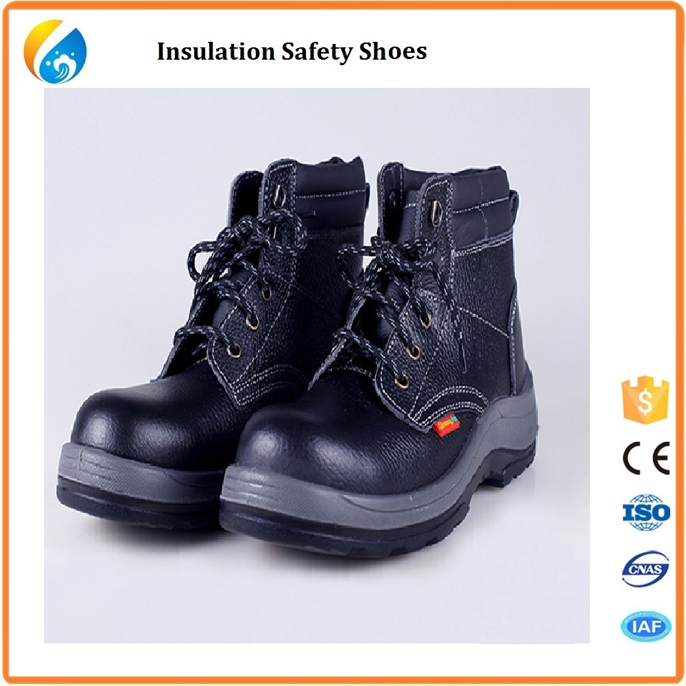 2016 hot sale China brand buffalo of leather safty footwear