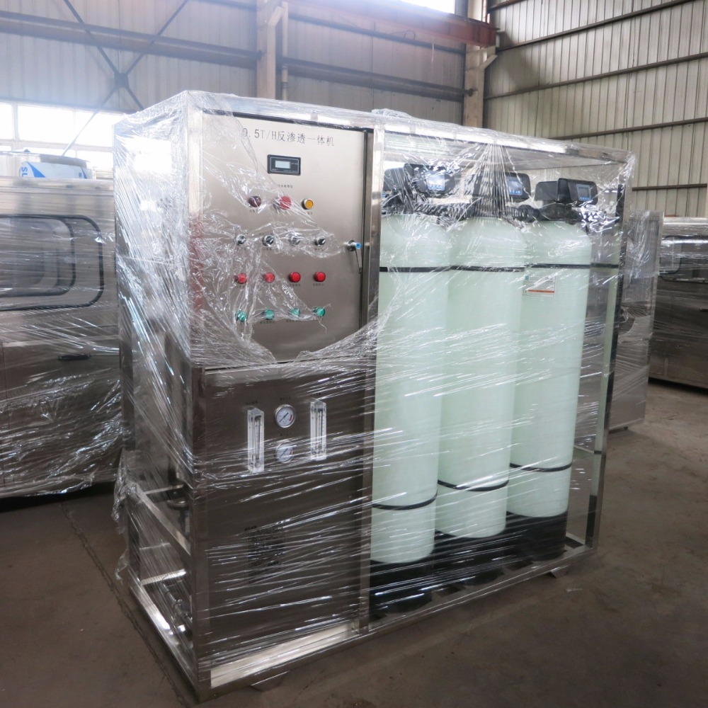 Chinese Manufacturer Reverse Osmosis DM Water Plant