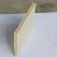 Natural <strong>wood</strong> colour poplar core birch plywood